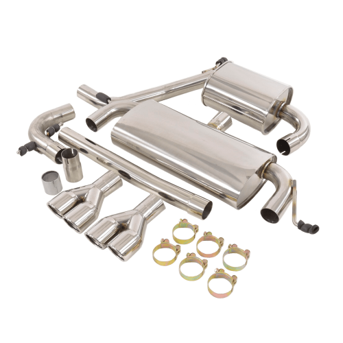 Sports Exhaust Complete System For Audi