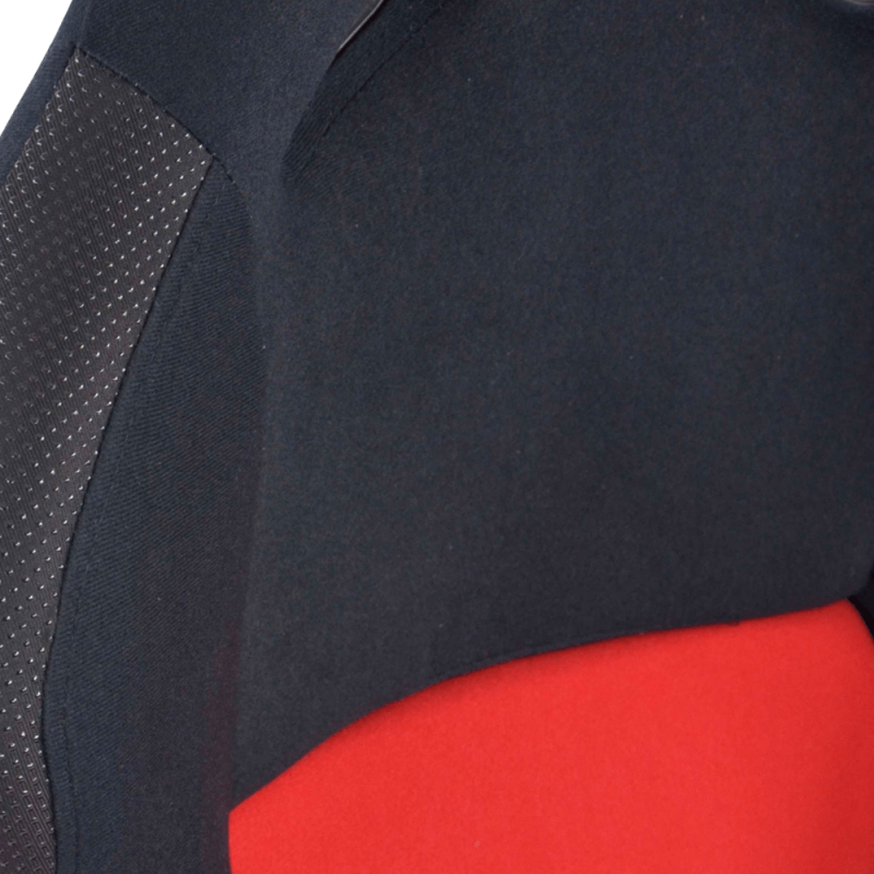 Sportseat-Set-Evolution-Fabric-Red