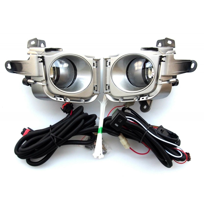 Toyota Prius ZVW3 2009-2015 Front FOG LAMP LIGHTS + turn signals one set