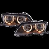 Angel Eye Headlight BMW 3er Limo Typ E46